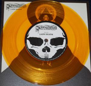 "Tribulation: Lady Death (7"") - Bild 2"