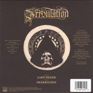 "Tribulation: Lady Death (7"") - Bild 3"