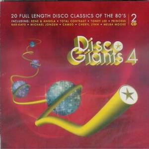Cover - Starpoint: Disco Giants 4