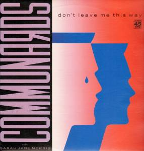 "The Communards: Don't Leave Me This Way (12"") - Bild 1"