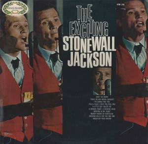 Cover - Stonewall Jackson: Exciting Stonewall Jackson, The