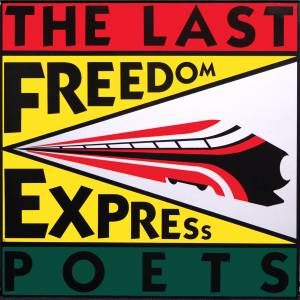 Cover - Last Poets, The: Freedom Express