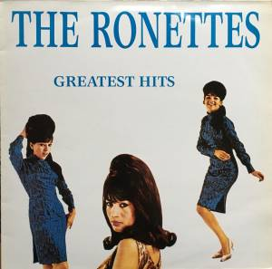 Cover - Ronettes, The: Greatest Hits