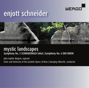 enjott schneider mystic landscapes cd 2017. Black Bedroom Furniture Sets. Home Design Ideas