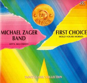 "Cover - First Choice: 12"" Stars Dance Classic Collection"