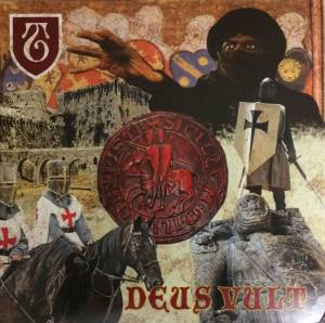 Cover - Templars, The: Deus Vult