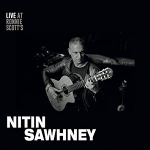 Cover - Nitin Sawhney: Live At Ronnie Scott`s
