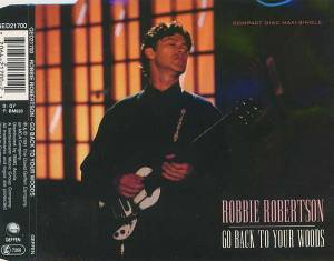Cover - Robbie Robertson: Go Back To Your Woods