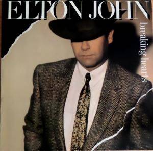 Elton John: Breaking Hearts (LP) - Bild 1