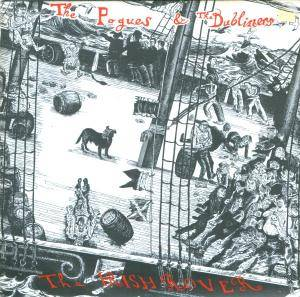 The Pogues & The Dubliners: Irish Rover, The - Cover