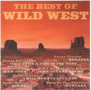 Best Of  Wild West, The - Cover