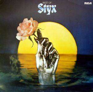 Styx: Best Of Styx (RCA) - Cover