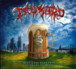 Tankard: Best Case Scenario: 25 Years In Beers - Cover