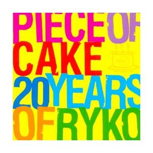 Cover - Toumani Diabaté: Mojo Presents Piece Of Cake: 20 Years Of Ryko