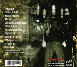 Malevolent Creation: Doomsday X (CD) - Bild 2