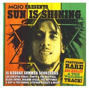 Cover - Freddie McKay: Mojo Presents Sun Is Shining: 15 Reggae Summer Scorchers