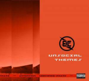 Cover - E-Craft: Unsocial Themes