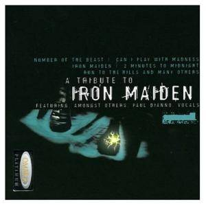 Tribute To Iron Maiden 1, A - Cover
