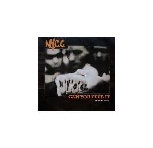 Cover - N.Y.C.C.: Can You Feel It (Rock Da House)