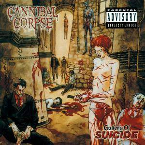 Cover - Cannibal Corpse: Gallery Of Suicide