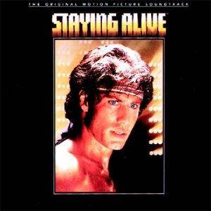 Staying Alive - Cover
