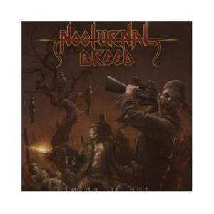 Nocturnal Breed: Fields Of Rot - Cover