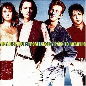 Prefab Sprout: From Langley Park To Memphis - Cover