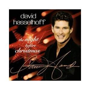 David Hasselhoff: Night Before Christmas, The - Cover