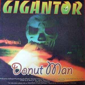 Cover - Skin Of Tears: Donut Man