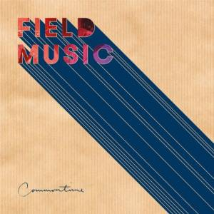 Cover - Field Music: Commontime