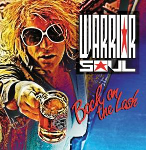 Cover - Warrior Soul: Back On The Lash