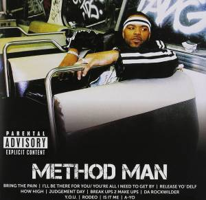 Method Man: Icon (CD) - Bild 1