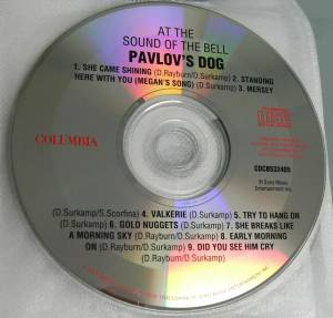 Pavlov's Dog: At The Sound Of The Bell (CD) - Bild 2