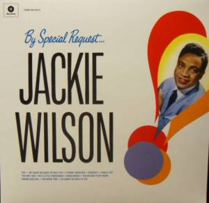Cover - Jackie Wilson: By Special Request