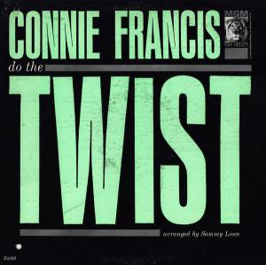 Cover - Connie Francis: Do The Twist