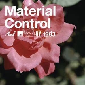 Cover - Glassjaw: Material Control