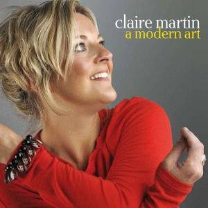 Cover - Claire Martin: Modern Art, A