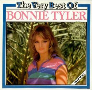 Cover - Bonnie Tyler: Very Best Of Bonnie Tyler - 16 Tracks, The