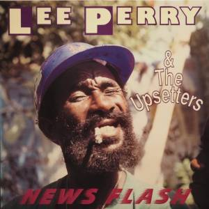 Cover - Lee Perry & The Upsetters: News Flash