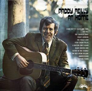Cover - Paddy Reilly: At Home