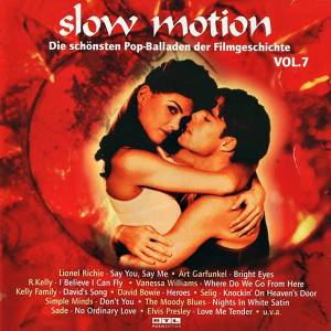 Cover - Original Sound Project: Slow Motion Vol. 7 - Die Schönsten Pop-Balladen Der Filmgeschichte