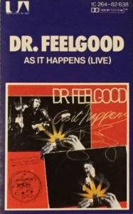 Dr. Feelgood: As It Happens (Tape) - Bild 1