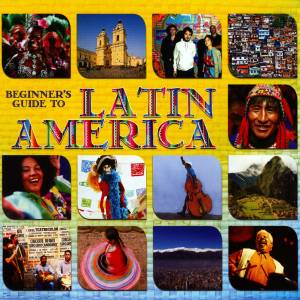 Cover - Joyce: Beginner's Guide To Latin America