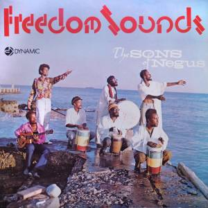 Cover - Ras Michael & The Sons Of Negus: Freedom Sounds
