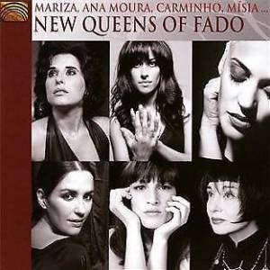 Cover - Carminho: New Queens Of Fado