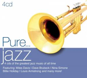 Pure ... Jazz - Cover