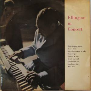 Cover - Duke Ellington: Ellington In Concert