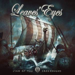 Cover - Leaves' Eyes: Sign Of The Dragonhead