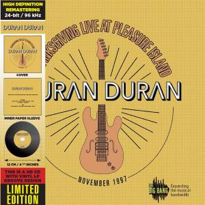 Duran Duran: Thanksgiving Live At Pleasure Island - Cover