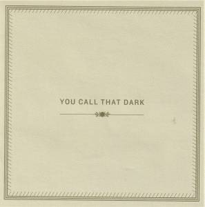 Kate Jacobs: You Call That Dark (CD) - Bild 4